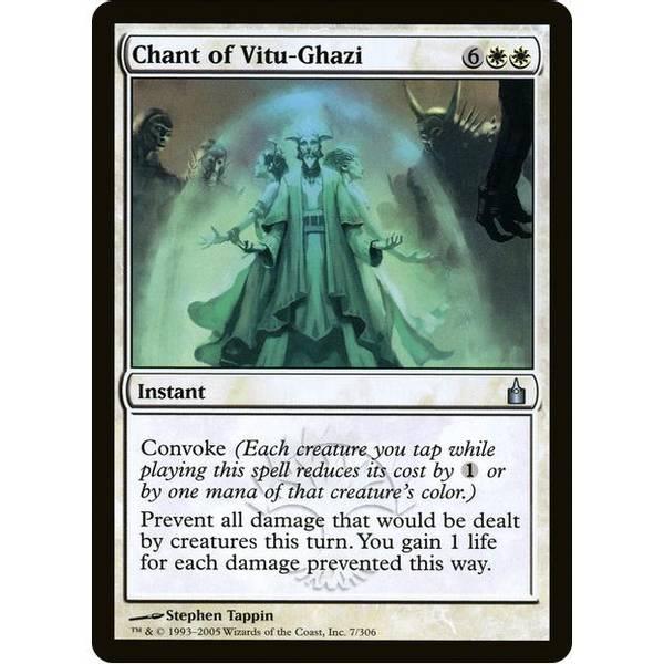 Bilde av Chant of Vitu-Ghazi