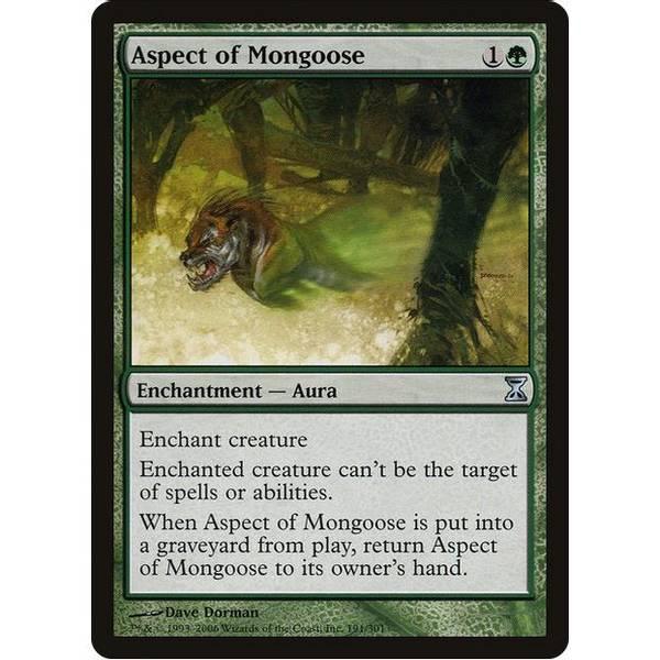 Bilde av Aspect of Mongoose