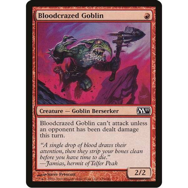 Bilde av Bloodcrazed Goblin