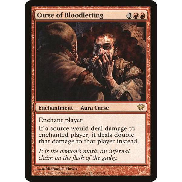 Bilde av Curse of Bloodletting