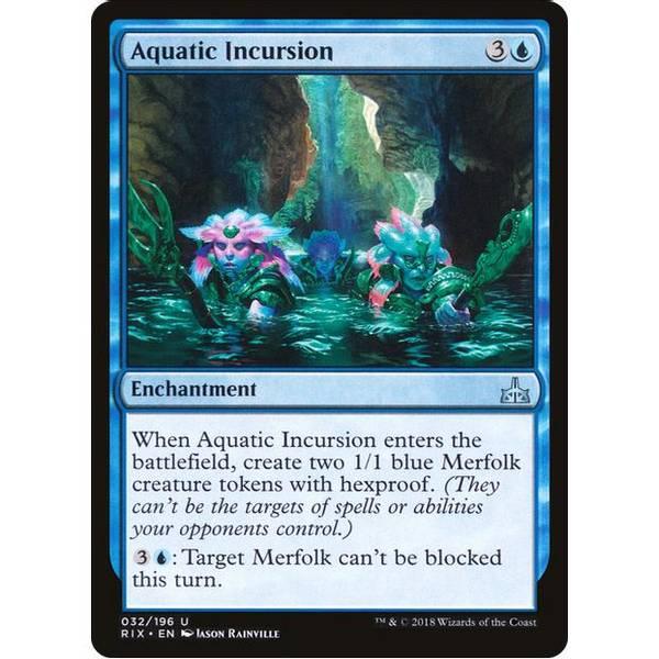 Bilde av Aquatic Incursion