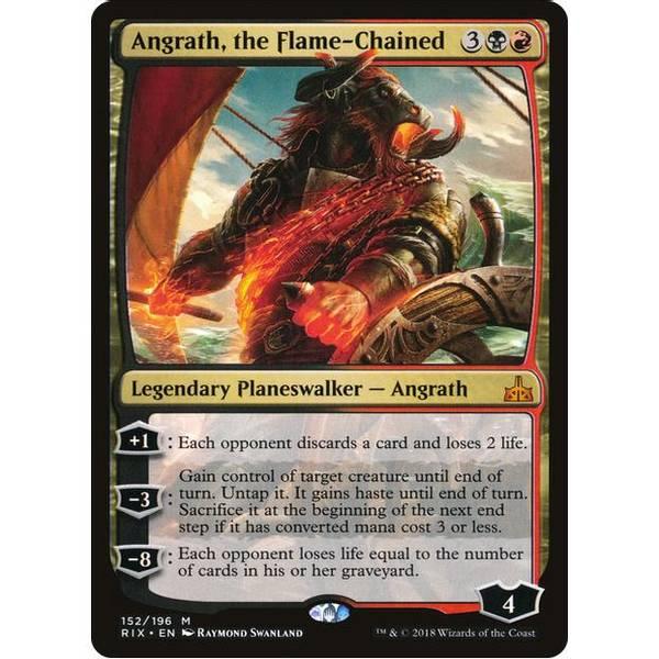 Bilde av Angrath, the Flame-Chained