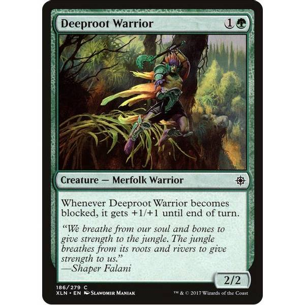 Bilde av Deeproot Warrior