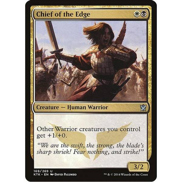 Bilde av Chief of the Edge