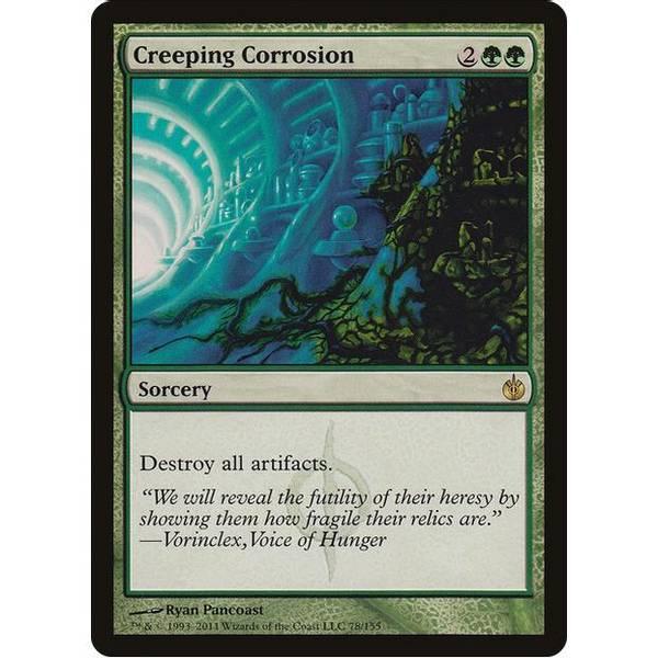 Bilde av Creeping Corrosion