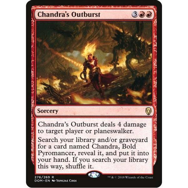 Bilde av Chandra's Outburst