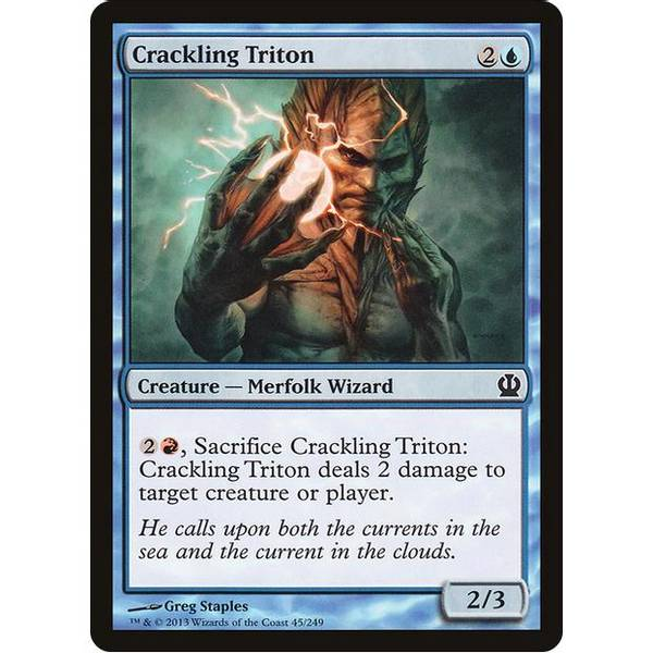Bilde av Crackling Triton
