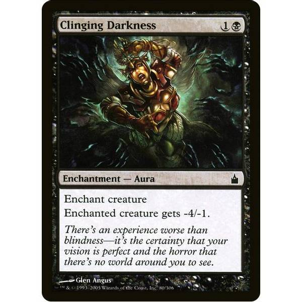 Bilde av Clinging Darkness