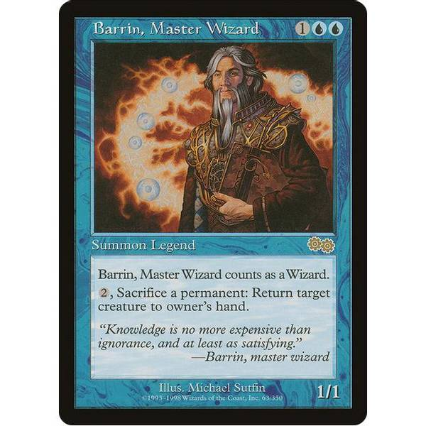 Bilde av Barrin, Master Wizard