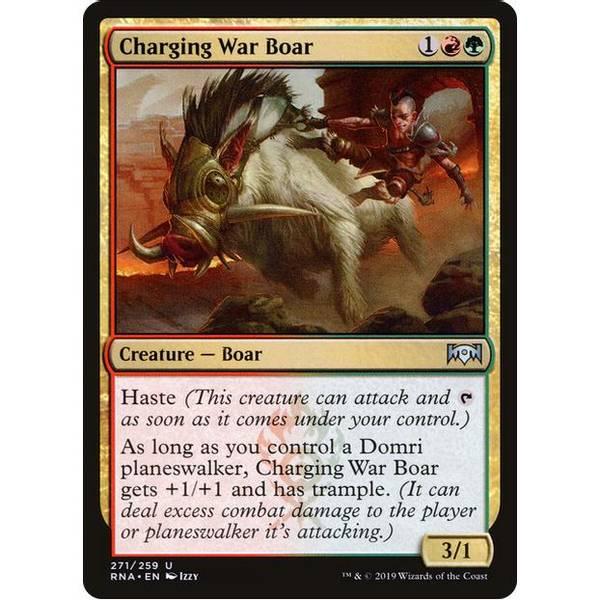 Bilde av Charging War Boar