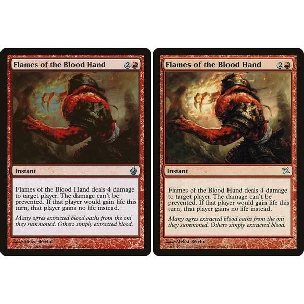 Bilde av Flames of the Blood Hand