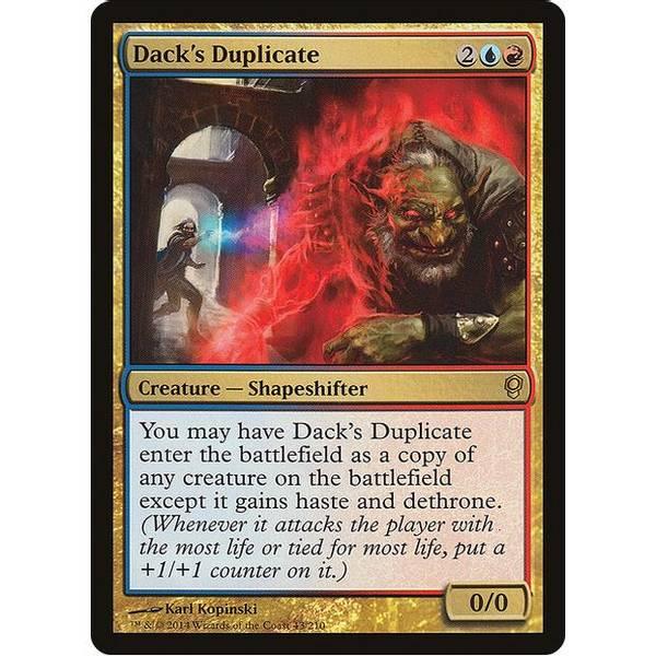 Bilde av Dack's Duplicate