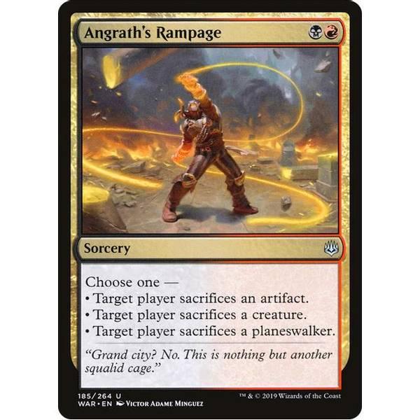 Bilde av Angrath's Rampage