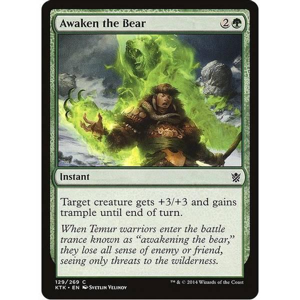 Bilde av Awaken the Bear