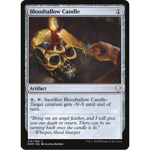 Bilde av Bloodtallow Candle