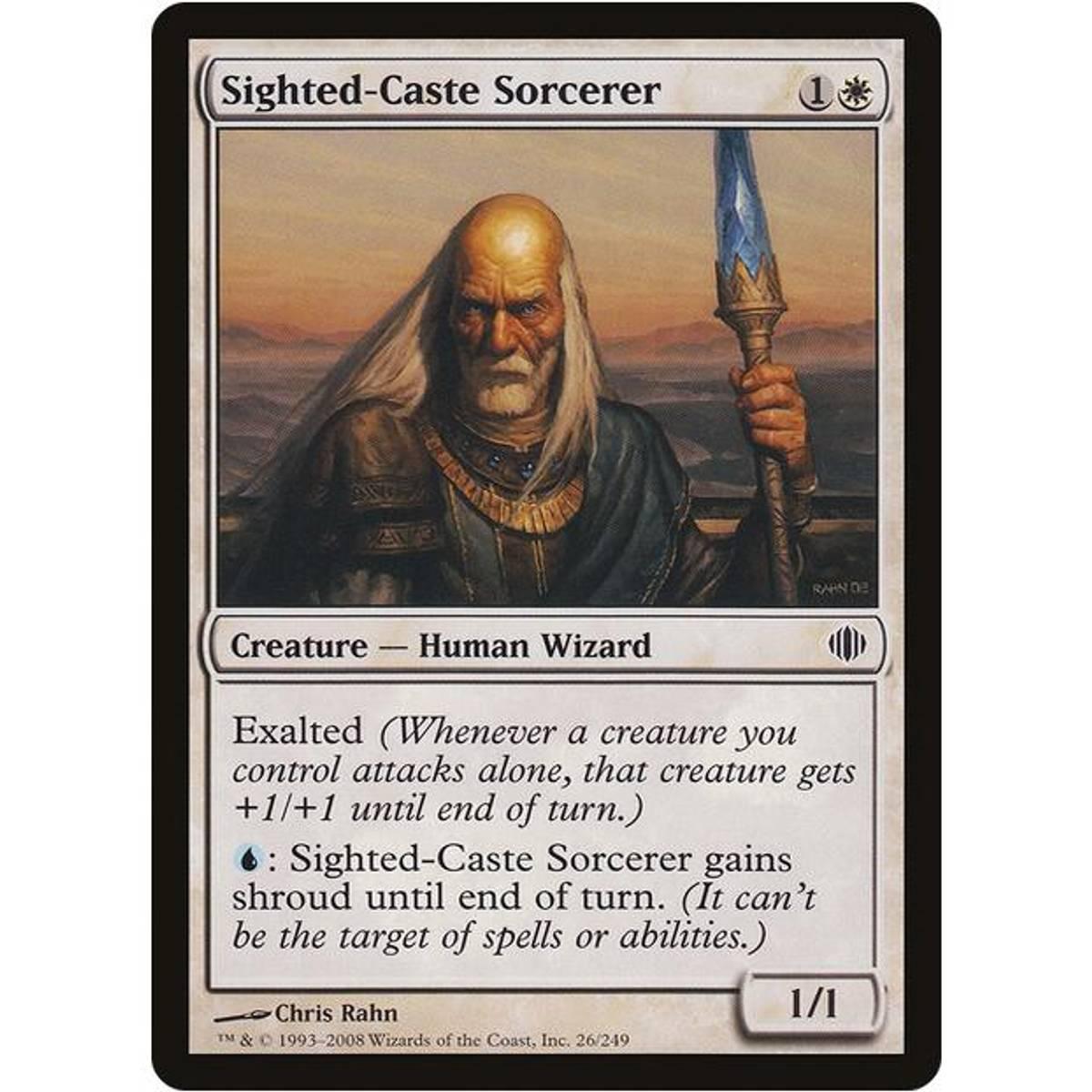 Sighted-Caste Sorcerer