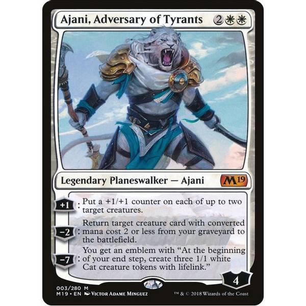 Bilde av Ajani, Adversary of Tyrants