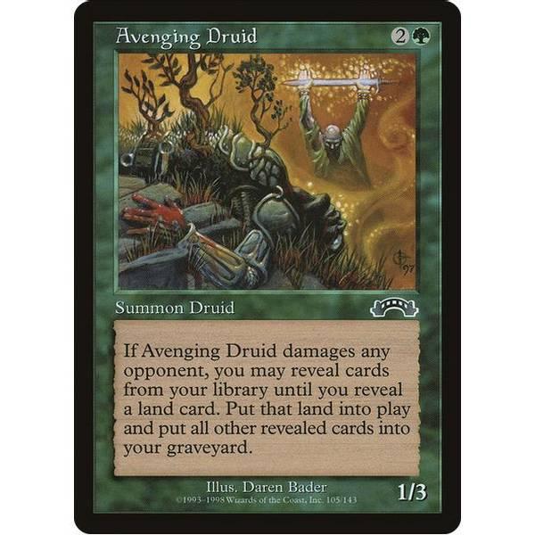 Bilde av Avenging Druid