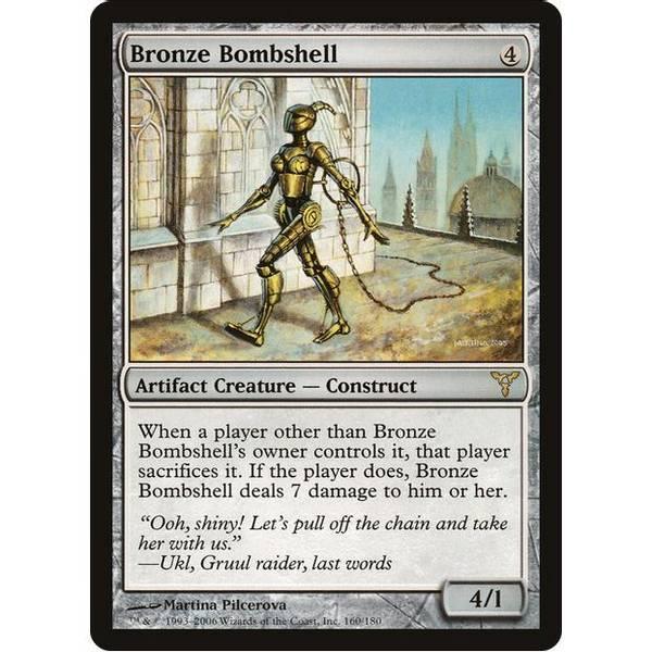 Bilde av Bronze Bombshell