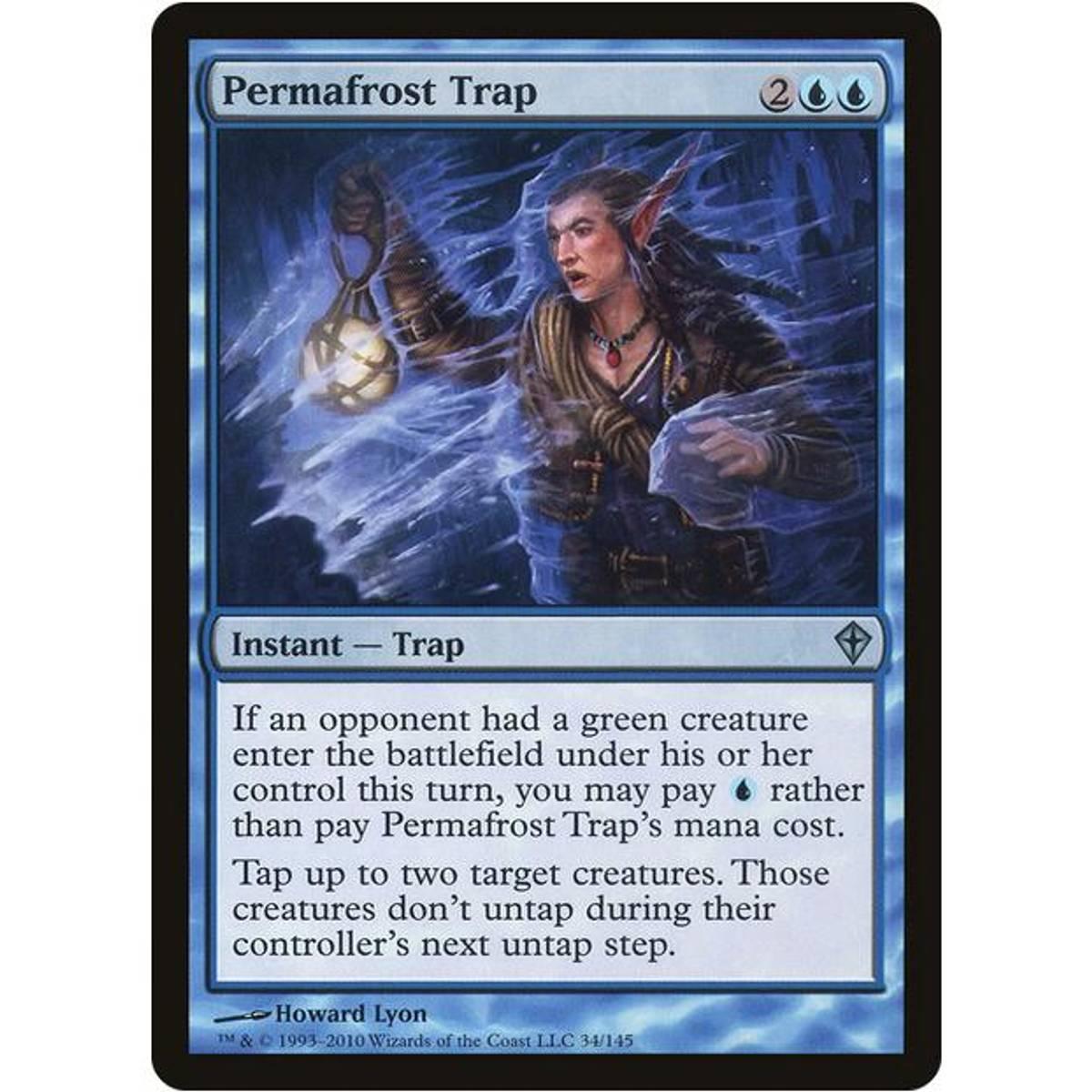 Permafrost Trap