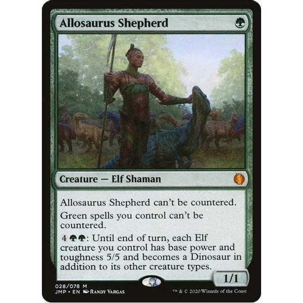 Bilde av Allosaurus Shepherd