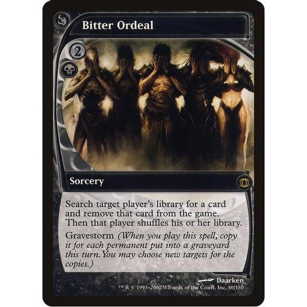 Bilde av Bitter Ordeal