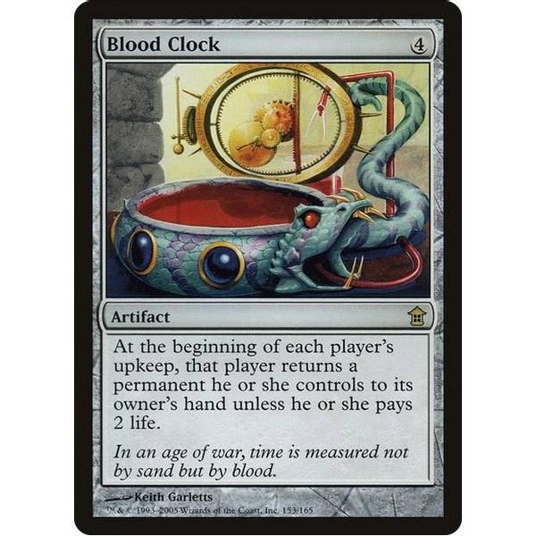 Bilde av Blood Clock