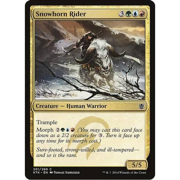 Bilde av Snowhorn Rider