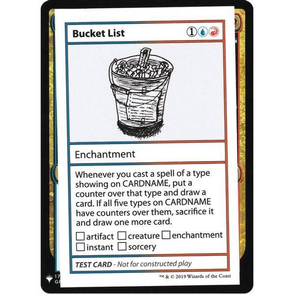 Bilde av Bucket List