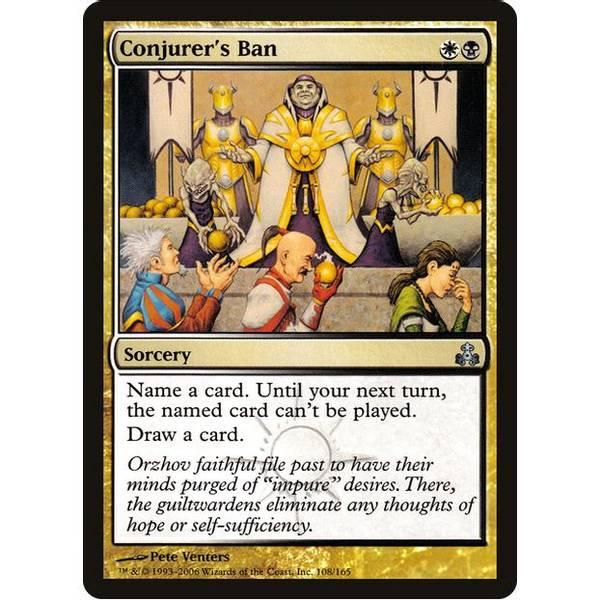 Bilde av Conjurer's Ban