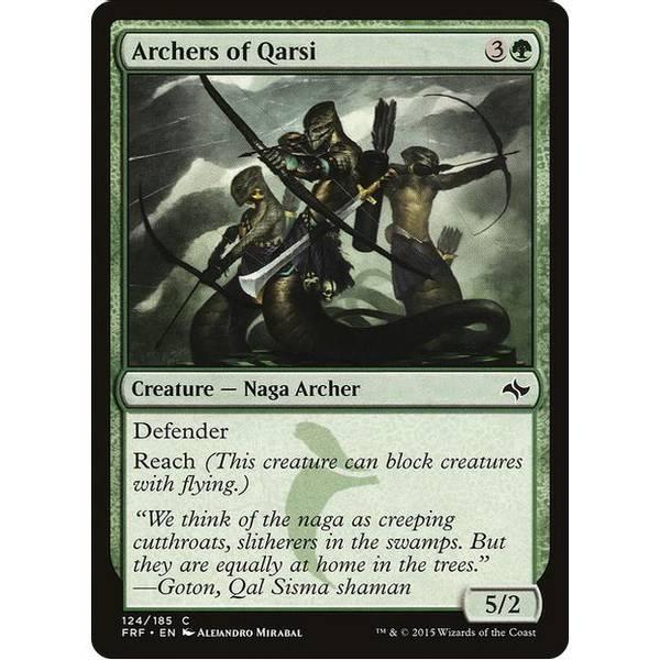 Bilde av Archers of Qarsi
