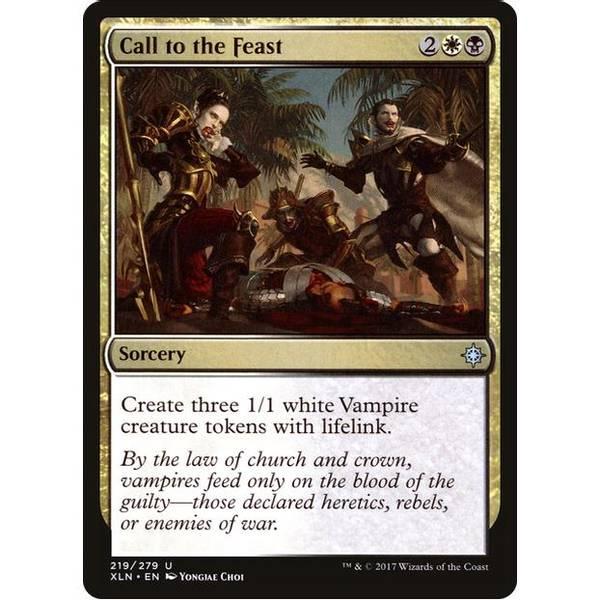 Bilde av Call to the Feast