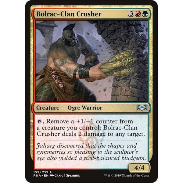 Bilde av Bolrac-Clan Crusher