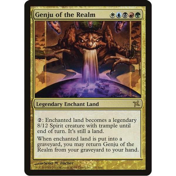 Bilde av Genju of the Realm