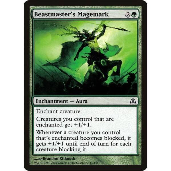 Bilde av Beastmaster's Magemark