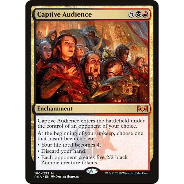 Bilde av Captive Audience