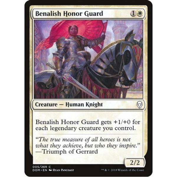 Bilde av Benalish Honor Guard