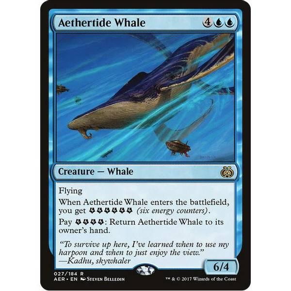 Bilde av Aethertide Whale