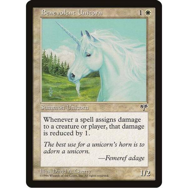 Bilde av Benevolent Unicorn
