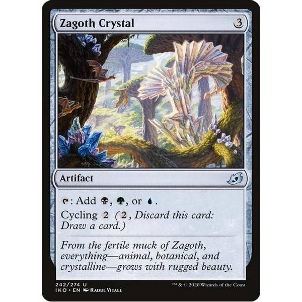 Bilde av Zagoth Crystal