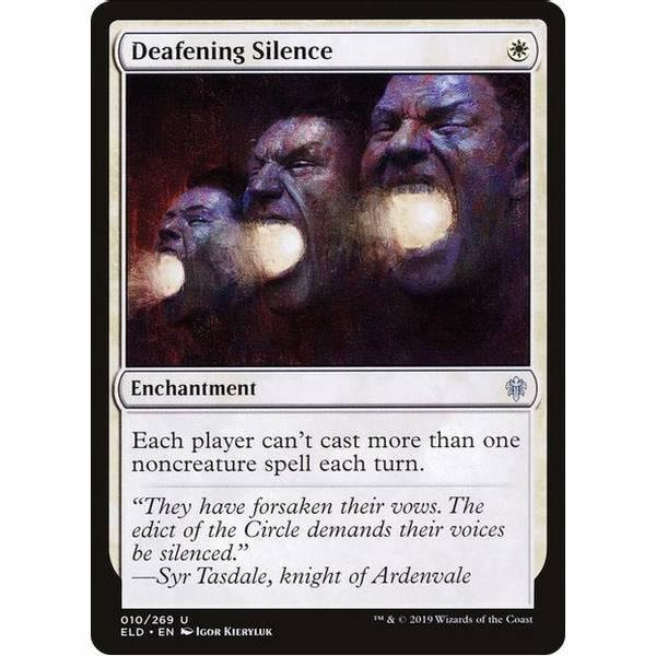 Bilde av Deafening Silence