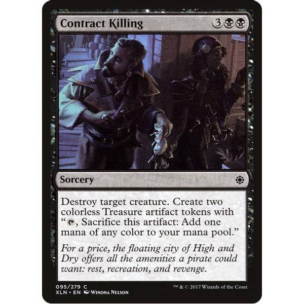 Bilde av Contract Killing
