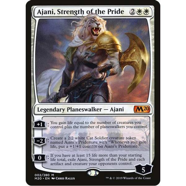 Bilde av Ajani, Strength of the Pride