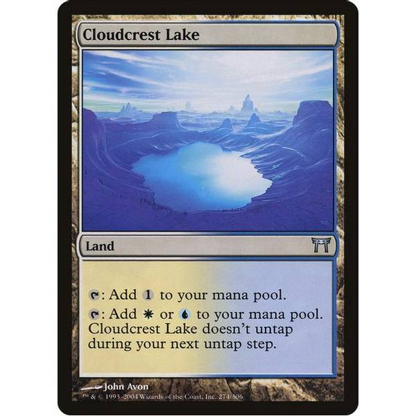 Bilde av Cloudcrest Lake