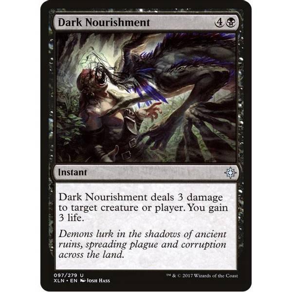 Bilde av Dark Nourishment