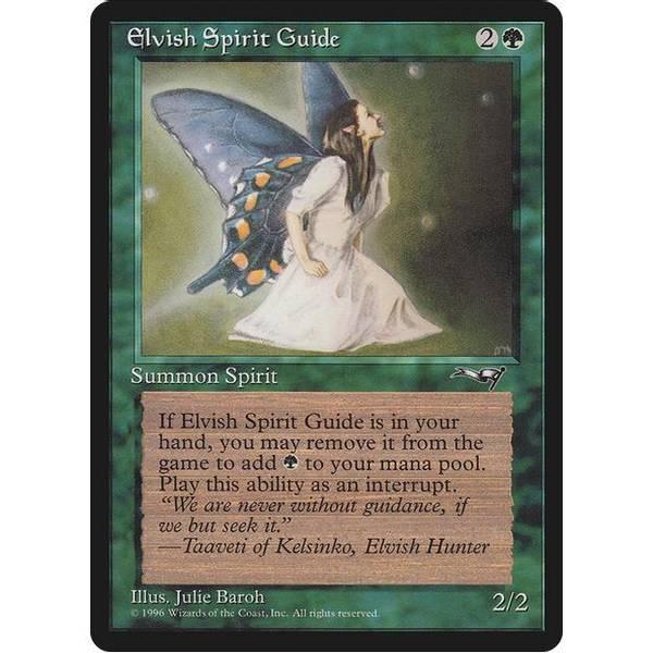 Bilde av Elvish Spirit Guide