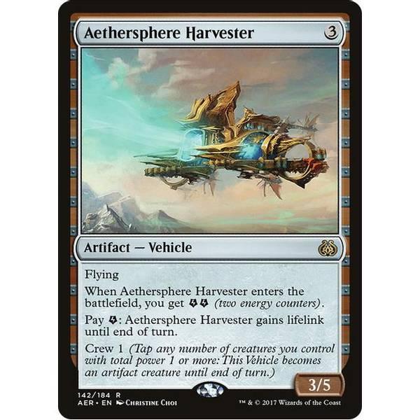 Bilde av Aethersphere Harvester