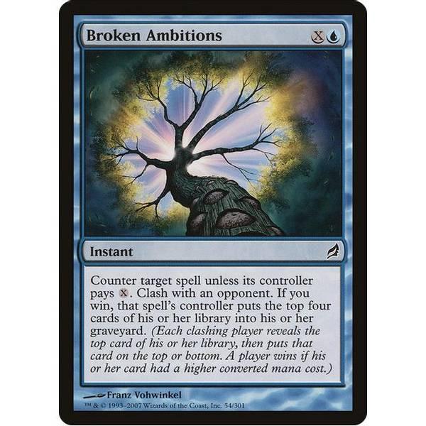 Bilde av Broken Ambitions