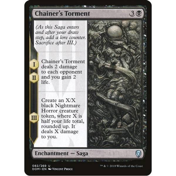 Bilde av Chainer's Torment