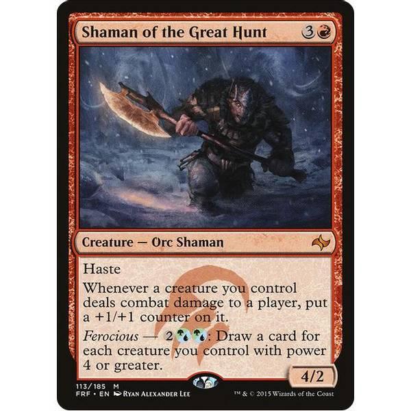 Bilde av Shaman of the Great Hunt